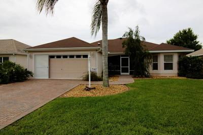 The Villages Single Family Home For Sale: 7167 SE 172nd Hazelwood Loop