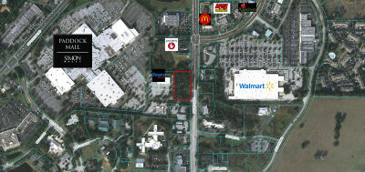 Ocala Residential Lots & Land For Sale: O SW 27th Avenue