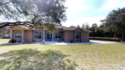 Ocala Single Family Home For Sale: 611 NW 117th Court