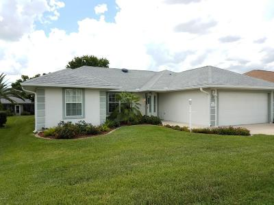 Summerfield FL Single Family Home For Sale: $184,500