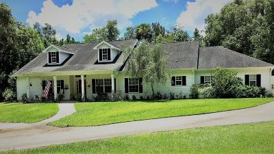 Ocala Single Family Home For Sale: 456 SE 95th Street