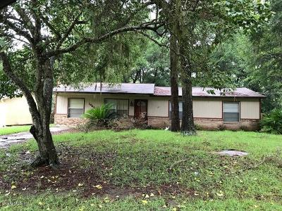 Summerfield Single Family Home For Sale: 14450 SE 45th Court