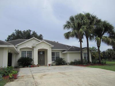 Micanopy Farm For Sale: 6415 NW 210th Street