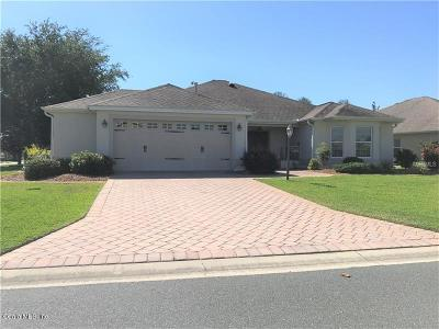 The Villages Single Family Home For Sale: 1523 Chapin Court