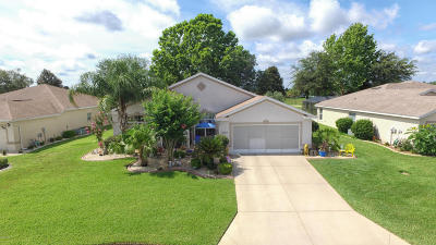 Summerglen Single Family Home For Sale: 15554 SW 13th Circle