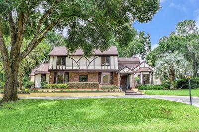 Ocala Single Family Home For Sale: 2284 SE Laurel Run Drive