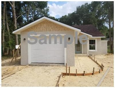 Summerfield Single Family Home For Sale: 8788 SE 155 Place