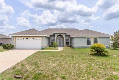 Meadow Glenn Single Family Home For Sale: 9857 SW 57th Avenue