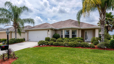 Summerfield Single Family Home For Sale: 8626 SE 132nd Street