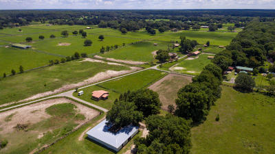 Ocala Farm For Sale: 2275 SW 107th Place