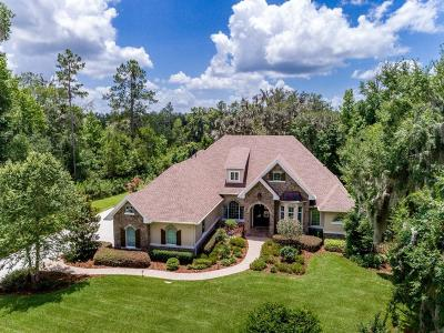 Ocala FL Single Family Home For Sale: $949,900