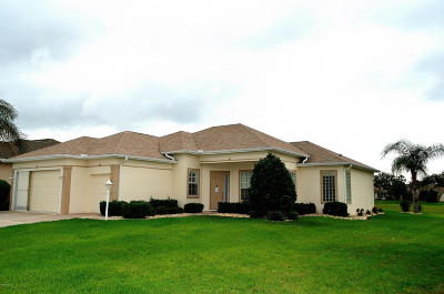 Summerfield Single Family Home For Sale: 11849 SE 173rd Lane Road