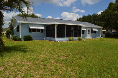 Spruce Creek So Single Family Home For Sale: 10557 SE 174th Loop