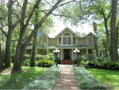 Steinhatchee Single Family Home For Sale: 228 NE Maggie Circle