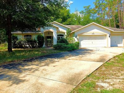 Single Family Home For Sale: 19940 SW 96th Lane