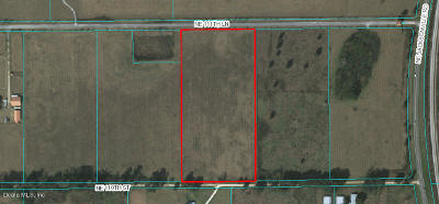 Anthony Residential Lots & Land For Sale: NE 111 Lane