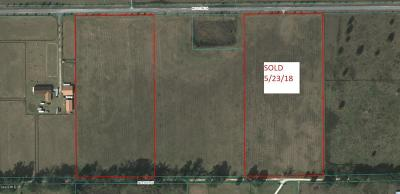 Anthony Residential Lots & Land For Sale: 01 NE 111 Lane