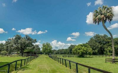 Farm For Sale: 14775 NW 96th Place