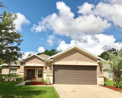 Ocala Single Family Home For Sale: 3998 SW 51st Court