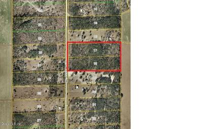 Residential Lots & Land For Sale: NE 127th Court