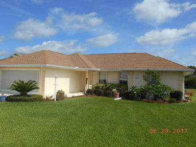Summerfield FL Single Family Home For Sale: $194,900