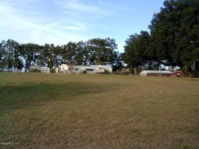 Ocala Farm For Sale: 8370 Juniper Road