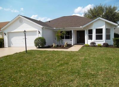 The Villages Single Family Home For Sale: 834 Oak Forest Drive
