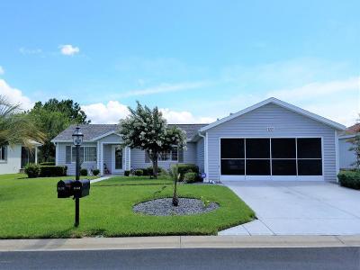 Summerfield Single Family Home For Sale: 8703 SE 141st Lane Road