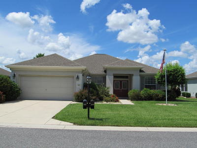 Summerfield Single Family Home For Sale: 8969 SE 119th Street