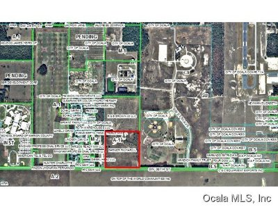 Ocala Residential Lots & Land For Sale: 7001 SW 38 Street