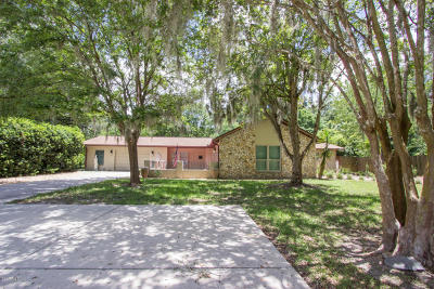 Ocala Single Family Home For Sale: 5230 NE 24th Street