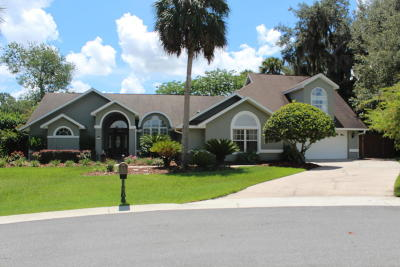 Ocala Single Family Home For Sale: 3471 SW 10th Court