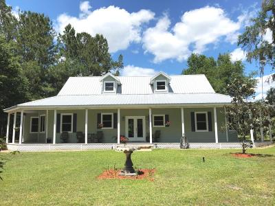 Micanopy Farm For Sale: 12975 NW 198th Street Road