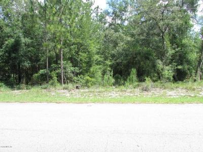 Rainbow Spgs Wd Residential Lots & Land For Sale: SW 87 Loop