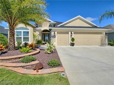The Villages Single Family Home For Sale: 3771 Pepperidge Circle