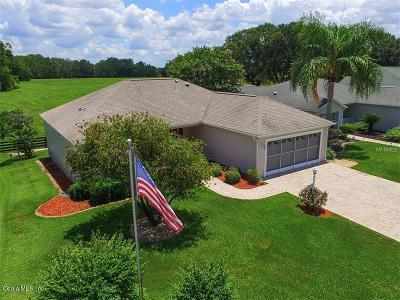 The Villages Single Family Home For Sale: 3722 Auburndale Avenue