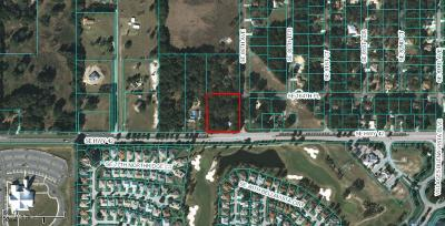 Summerfield Residential Lots & Land For Sale: 7979 SE Hwy 42