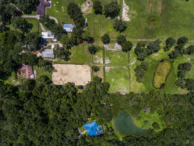 Marion County Farm For Sale: 7200 NW 137th Avenue