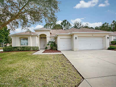 Summerfield FL Single Family Home For Sale: $289,000