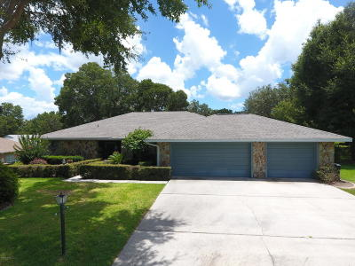 Dunnellon Single Family Home For Sale: 9111 SW 193rd Circle