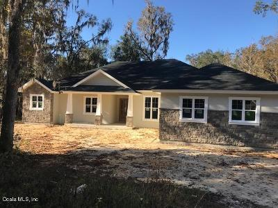 Ocala Single Family Home For Sale: 1140 SE 45 Street