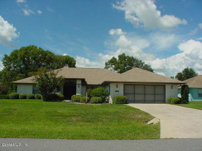 Majestic Oaks Single Family Home For Sale: 5375 SW 88 Place