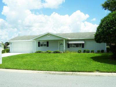 Summerfield Single Family Home For Sale: 10479 SE 179 Place