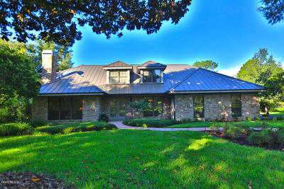 Citrus County Single Family Home For Sale: 3631 N Moss Creek Pt