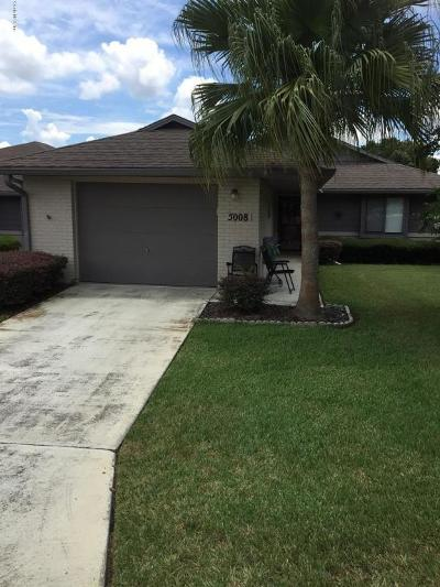 Belleview Condo/Townhouse For Sale: 5008 SE 108th Street