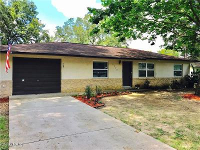 Belleview Single Family Home For Sale: 5276 SE 103rd Street