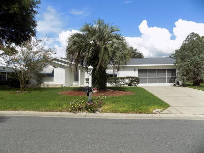 Spruce Creek So Single Family Home For Sale: 17513 SE 95th Court