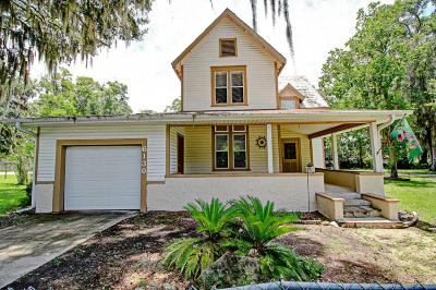 Belleview Single Family Home For Sale: 6130 SE Agnew Road