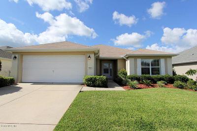Summerfield Single Family Home For Sale: 8642 SE 133rd Lane