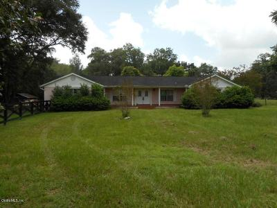 Morriston Single Family Home For Sale: 14390 W Highway 326